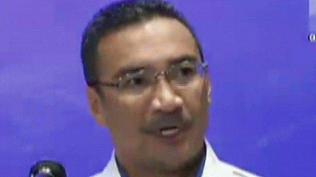 News video: Search for missing jet escalates
