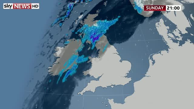 News video: The Latest UK Weather Forecast