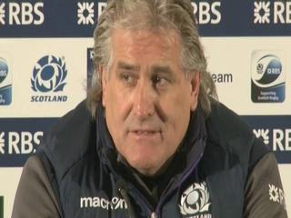 News video: Scotland's Scott Johnson: We should have won