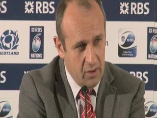 News video: Saint-Andre proud of late France win