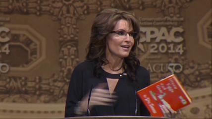 News video: Palin Reads Dr. Seuss at CPAC