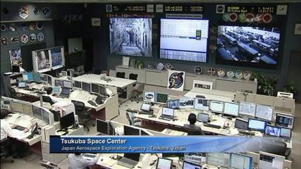 News video: Japanese astronaut takes charge of ISS