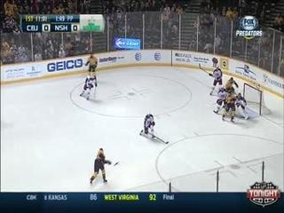 News video: Blue Jackets vs Predators 03/08/14