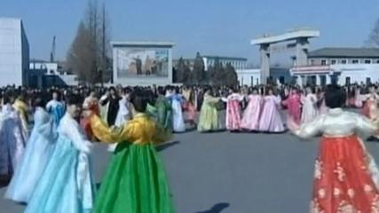 News video: Bizarre scenes as North Korea goes to the polls